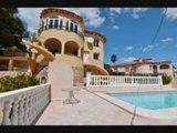 450 000 Euros - Gagner en soleil Espagne : Votre future maison / villa avec la plus incroyable des vues sur mer ?