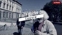 La visite du Louvre par Frédéric Lewino