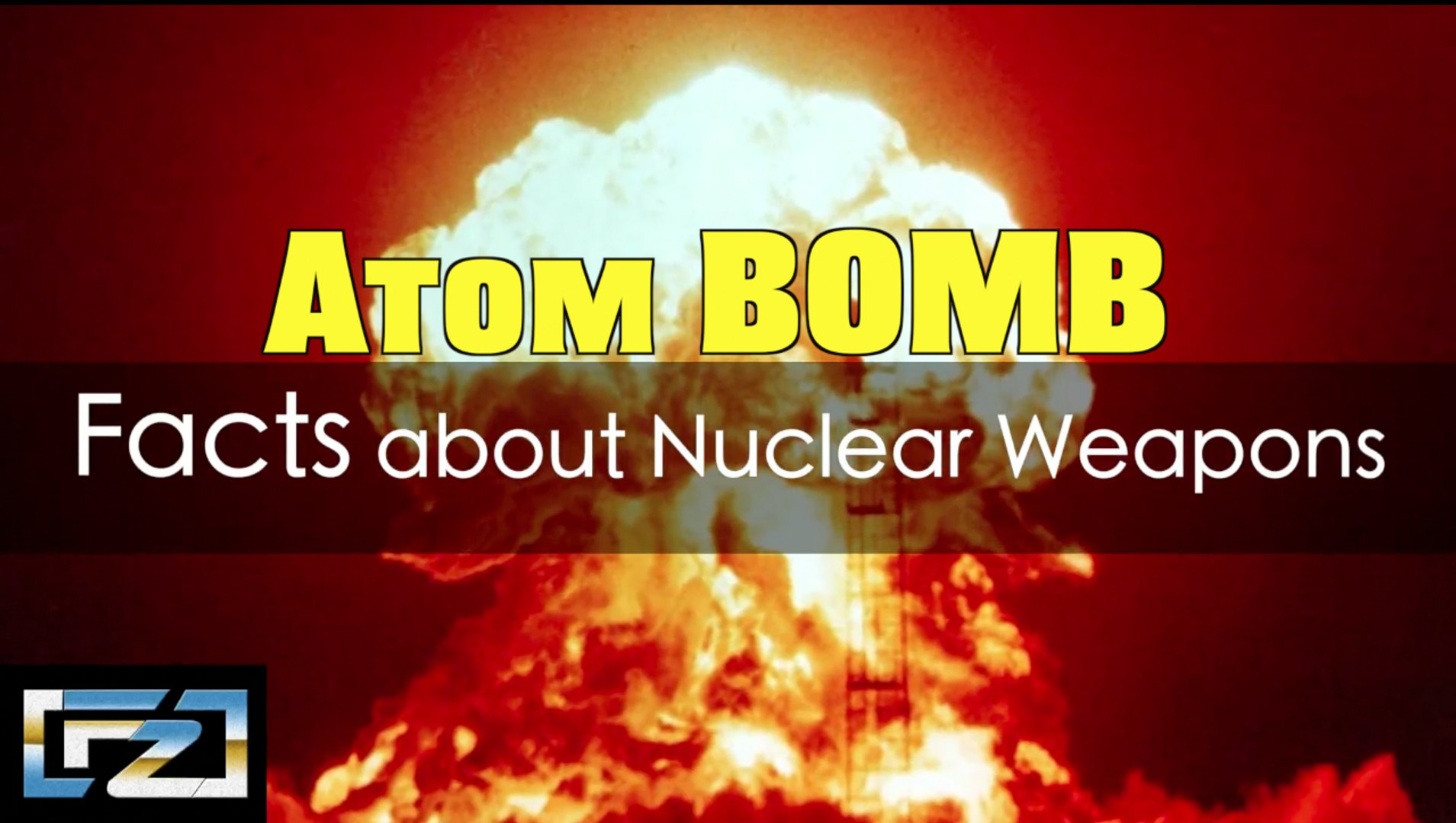 About Nuclear Weapon in the world // Interesting Facts
