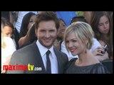 "Peter Facinelli and Jennie Garth at ""ECLIPSE"" Premiere Arrivals"