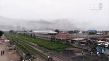 Gunfire in DR Congo capital as mandate expires[1]