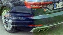 Audi S4 B9 V6T 354 ch (2016) - essai, accélération, moteur