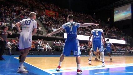 Boulazac Basket Dordogne - Saint-Quentin