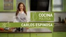 """Cocina política con Carlos Espinosa de los Monteros: """"Marca España es una aventura de todo el país"""""""