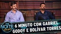 Cultura em 6 minuto com Gabriel Godoy e Bolívar Torres