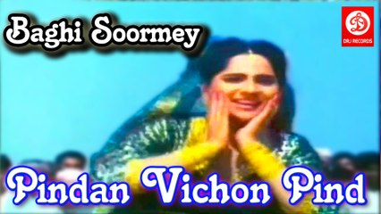 Baghi Soormey (1993)  Full Punjabi Movie  Shagufta Ali, Gugu Gill, Ravinder Maan    DRJ Records