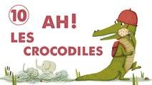 Steve Waring - AH! LES CROCODILES - Comptines pour enfants