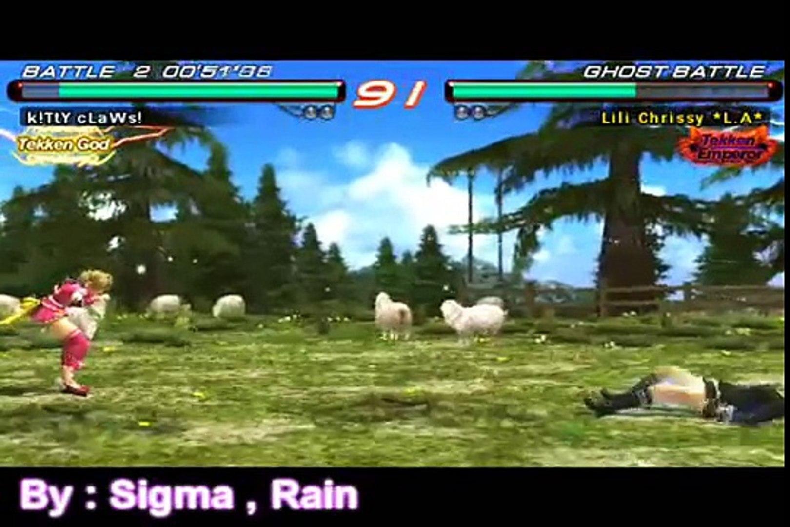 Tekken 6 Br Xiaoyu Combo Tricking Guide Psp Guaranteed