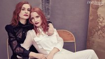 Isabelle Huppert, Jessica Chastain on Their First Cannes Film Festival   First, Best, Last Worst