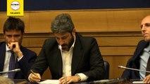 """Roberto Fico - """"Banca Etruria e le pressioni su Unicredit. Boschi si dimetta"""" - MoVimento 5 Stelle - M5S"""