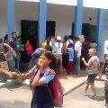 Venezuela: Afectados alumnos de colegio en Maracaibo por bombas lacrimógenas