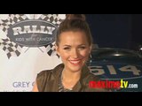 """Shantel VanSanten at """"Rally For Kids With Cancer"""" Press Conference May 24, 2010"""
