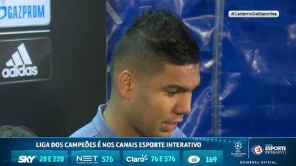 Casemiro sobre Vinícius Jr.: 'Se fechar, o Real Madrid vai fazer um grande negócio'