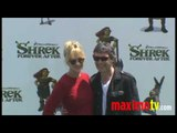 """Antonio Banderas and Melanie Griffith at """"SHREK FOREVER AFTER"""" Los Angeles Premiere May 16, 2010"""