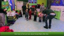 Animal Man Mini Zoo Nursery Visits _ Kids Parties Glasgow _ Childrens Parties