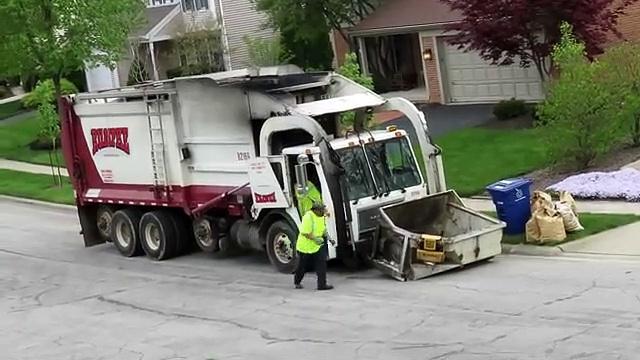Trucks for Children, Garbage Trucks, Dump Trucks and More for Kids