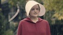 Elisabeth Moss, Alexis Bledel, Director Reed Morano of 'Handmaid's Tale' | THR's TV Talks Panel