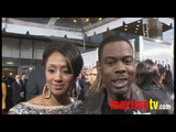 CHRIS ROCK Interview at 'DEATH AT A FUNERAL' World Premiere April 12, 2010