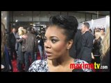REGINA HALL Interview at DEATH AT A FUNERAL Premiere