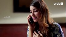Be Inteha Episode 7 on Urdu1 in High Quality 10 May 2017