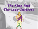 The King And The Lazy Subjects _ Cartoon Channel _ Famous Stories _ Hindi Cartoons _ Moral Stories