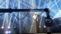 "Belgium- Blanche ""City Lights"" semi-final 1 dress rehearsal @ Eurovision 2017"