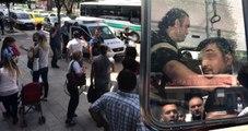 Otobüste Cinsel Organını Çıkarıp Çocuklu Kadını Taciz Eden Sapığı Fe
