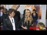 """Billy Ray Cyrus vs Tish Cyrus vs Noah Cyrus at """"The Last Song"""" Premiere"""