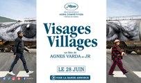 Bande-annonce - VISAGES, VILLAGES d'Agnès Varda et JR