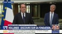 Quand Hollande demande des crédits publics à Macron pour financer sa fondation