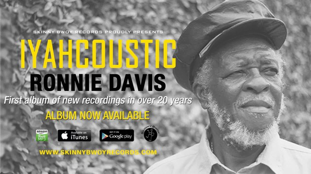 Ronnie Davis - Beware of Evil Men (Acoustic) (Iyahcoustic) Skinny Bwoy Records