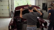 INSTALLING THE HOOD ON A PROJECT CARasd