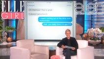 Les doigts maladroits des gens qui vivent aux Etats-Unis !   The Ellen DeGeneres Show   Du Lundi à Vendredi à 20h10   Talk Show