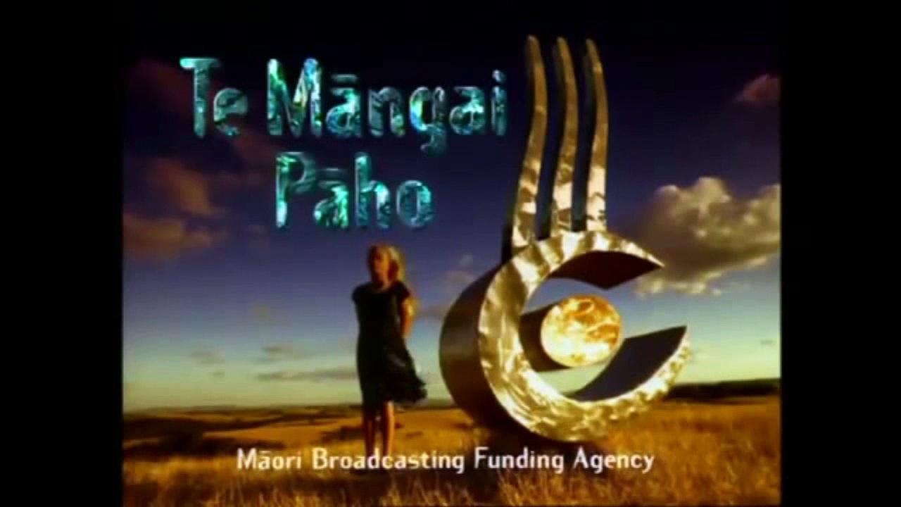 Te Māngai Pāho sting evolution 2.0