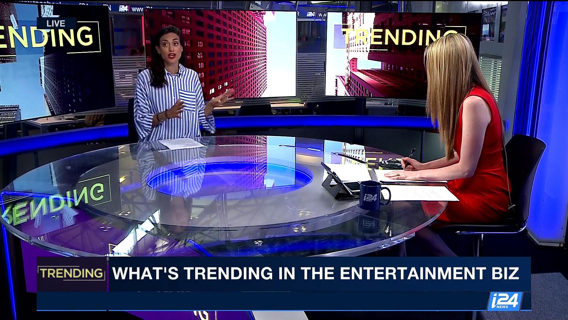 TRENDING   What's trending in the entertainment biz   Thursday, May 11th 2017