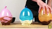 6 Coole Tricks mit LUFTBALLONS!! -le