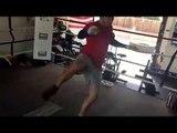 Sergey Lipinets kick boxing champ now pro boxer 10-0 8 kos
