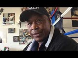 sparring partner of Foreman & Joe frazier on top 3 heavyweights of all time EsNews Boxing