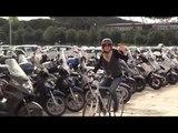 Roma - Inaugurazione nuovo parcheggio delle biciclette (08.05.17)