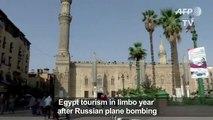 Egypt touri year after Russian
