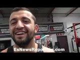Kickboxing Champ Enrike Gogohia showing off his sick Tattoos!! - EsNews Boxing