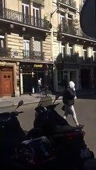 Découvrez le Braquage d'une horlogerie de luxe en plein Paris