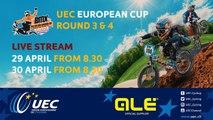 2017 UEC BMX EUROPEAN CUP Rounds 3 & 4 – Erp (Netherlands), Sunday - morning part