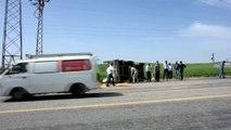 Batman'da Trafik Kazaları: 1 Ölü, 5 Yaralı