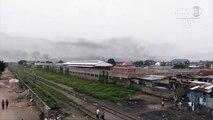 Gunfire in D  l as Kabila's mandate expires[1]