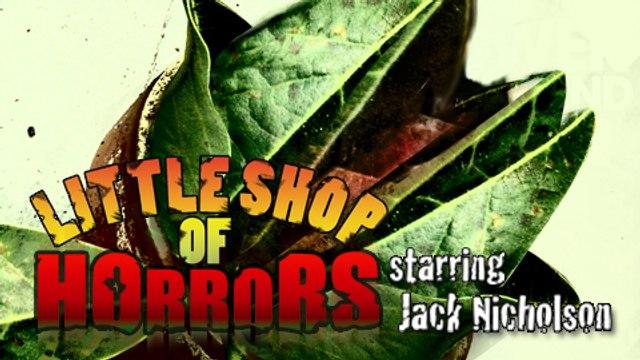 "Eric Louzil & Echelon Studios present ""The Little Shop of Horrors (1960) - Jonathan Haze, Jackie Joseph, Mel Welles, Jack Nicholson - Feature (Comedy, Horror)"