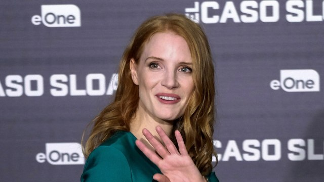Jessica Chastain Reveals Sleeping Ability