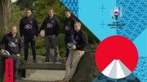 Rugby stars react to RWC 2019 pool draw