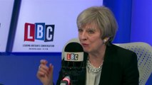 Nick Puts Pressure On Theresa May Over If She'll Put Taxes Up