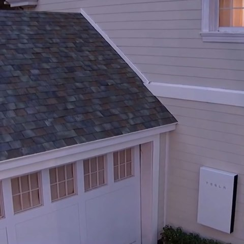 Tesla's solar roof tiles just hit the market [Mic Archives]